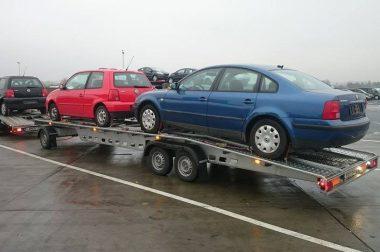 Autószállítás képek